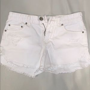 Pants - Free People High Waisted Shorts